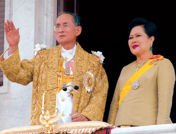 Cựu quốc vương Bhumibol Adulyadej