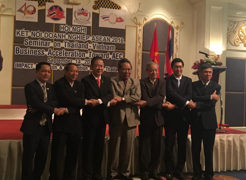 Diễn đàn kết nối doanh nghiệp Việt Nam - Thái Lan