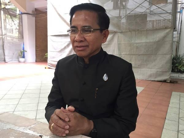 Thượng tướng Kosol Prathumchart - cố vấn Bộ trưởng Bộ Giáo dục Thái Lan.