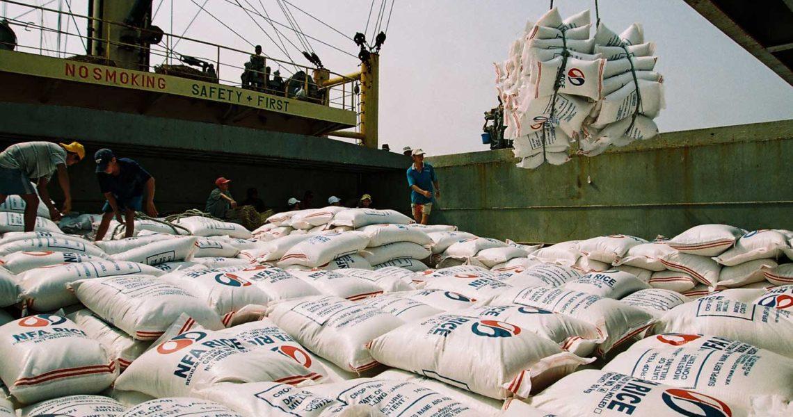 Thái Lan được xuất khẩu gạo