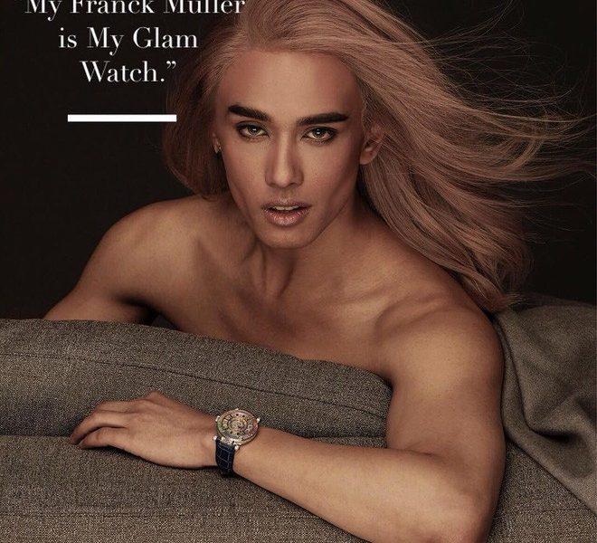 Chiếc đồng hồ Franck Muller Aeternitas Mega 4 Tae đang đeo có giá 57,45 tỷ đồng.