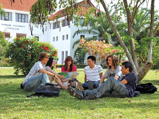Chương trình đào tạo ngành du lịch tại Thái Lan
