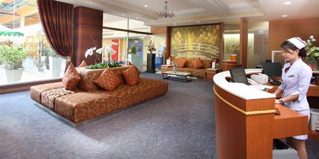 Trung tâm y tế quốc tế của Thái Lan