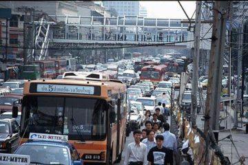 Giao thông thủ đô Bangkok