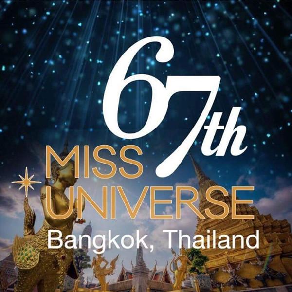 """Thái Lan là quốc gia đăng cai """"Hoa hậu Hoàn vũ 2018""""."""