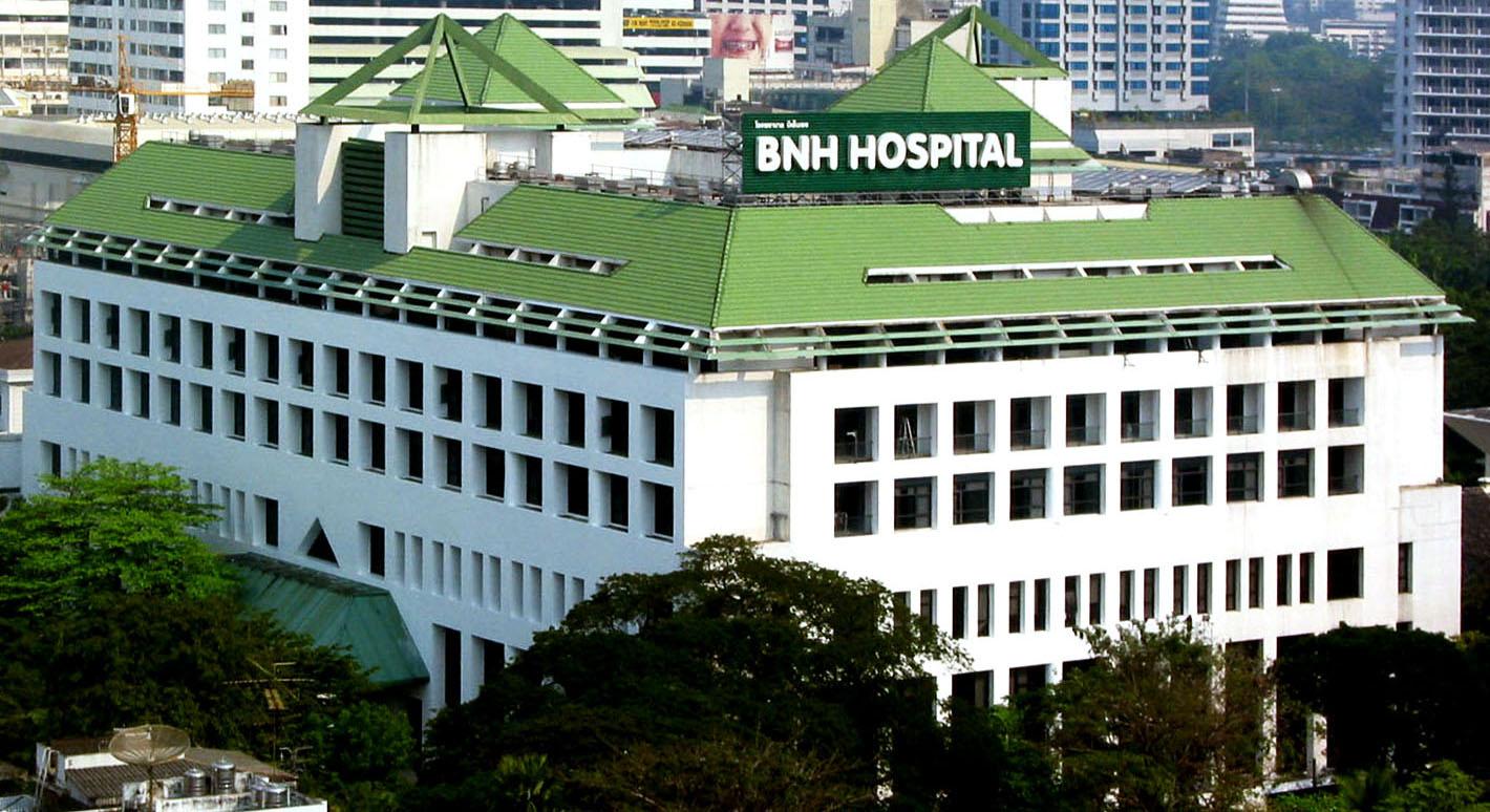 Bệnh viện BNH tại Thái