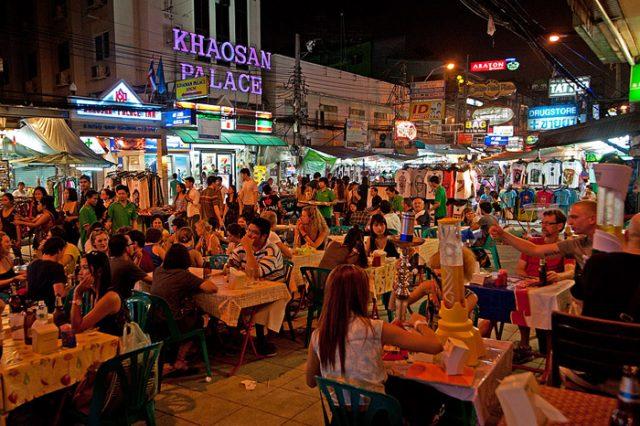 Khu phố Khao San