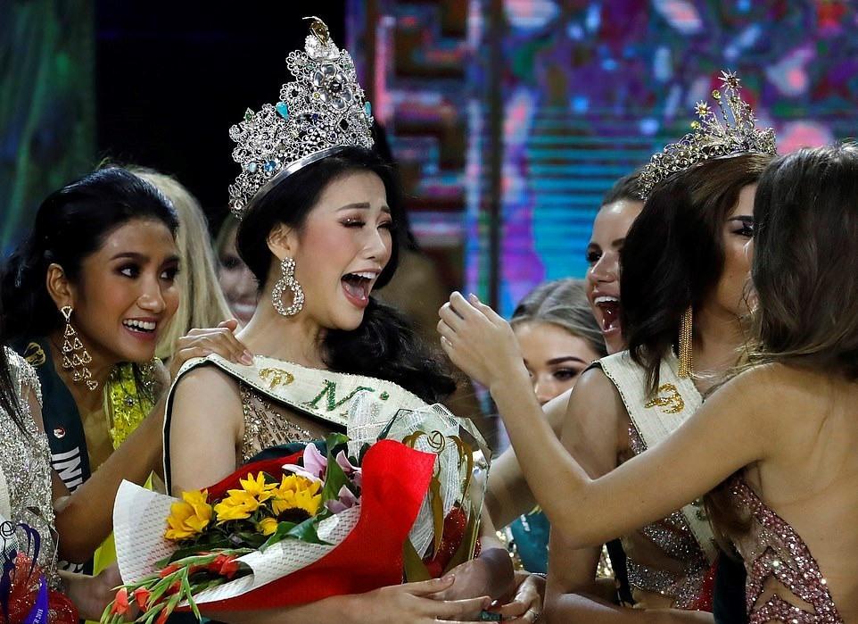 Phương Khánh đăng quang Miss World là một thành tích khá bất ngờ