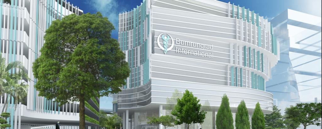 bệnh viện tại Thái