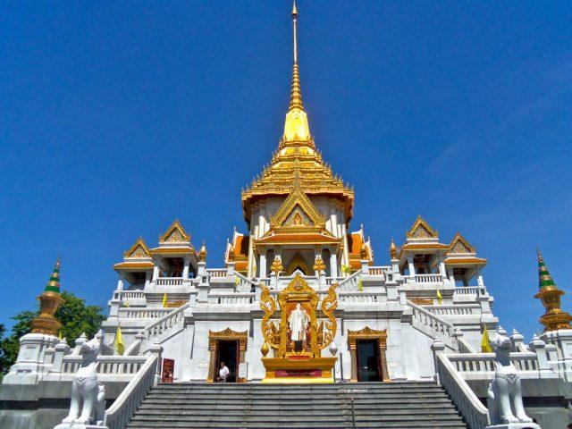.Chùa Phật Vàng (Wat Traimit)