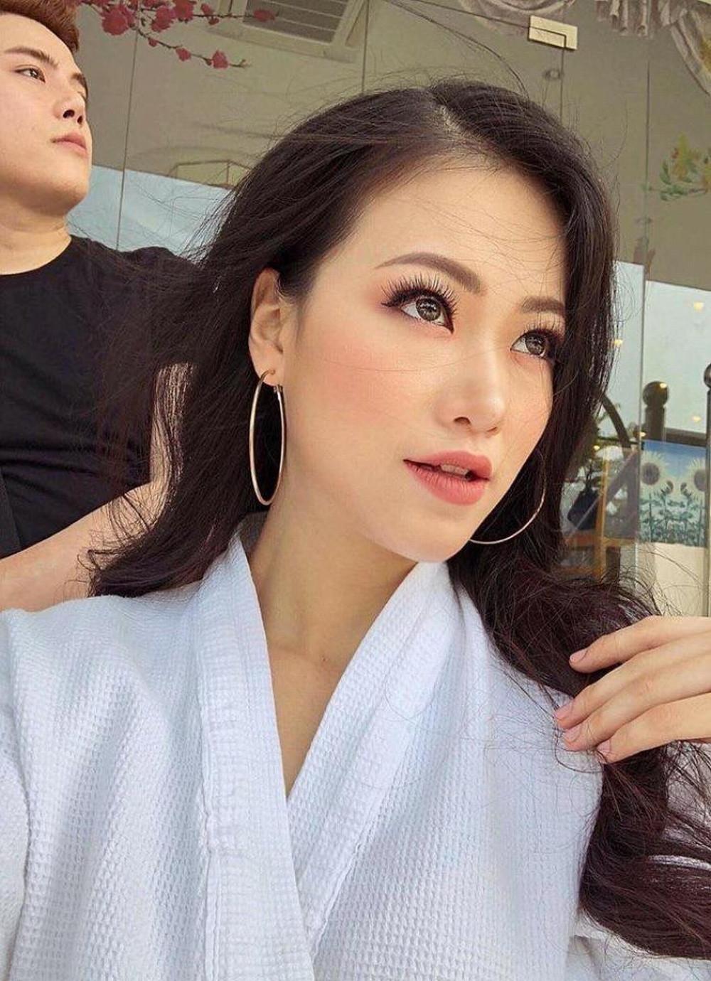 Nhan sắc của Phương Khánh