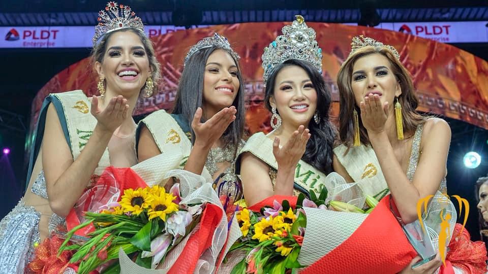 Phương Khánh đăng quang Miss Earth