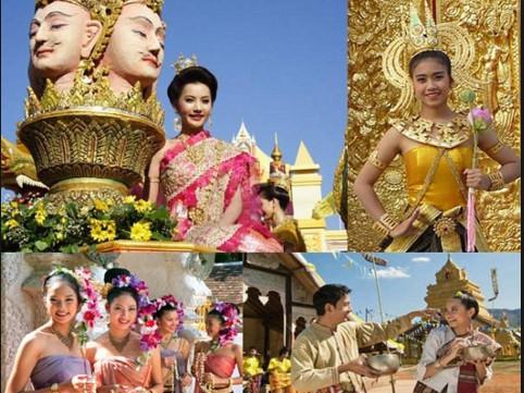 phong tục Thái Lan