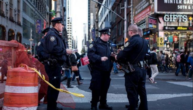 Tình hình an ninh bất ổn tại Mỹ.