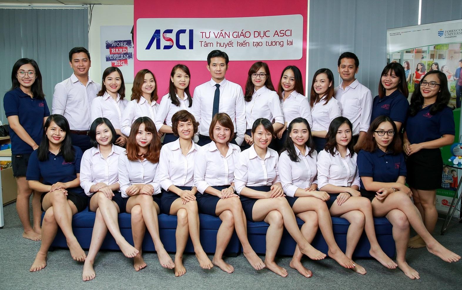 Công ty tư vấn du học toàn cầu (ASCI)