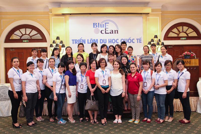 Blue Ocean Education Group.