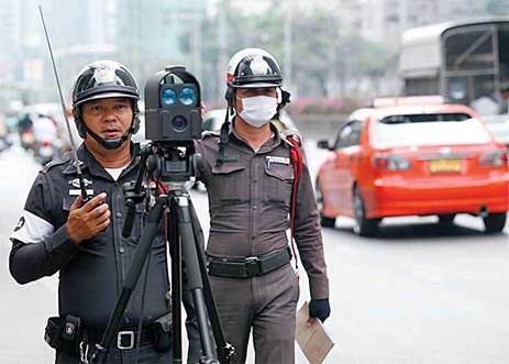 Văn hóa Thái Lan: Độc đáo văn hóa giao thông
