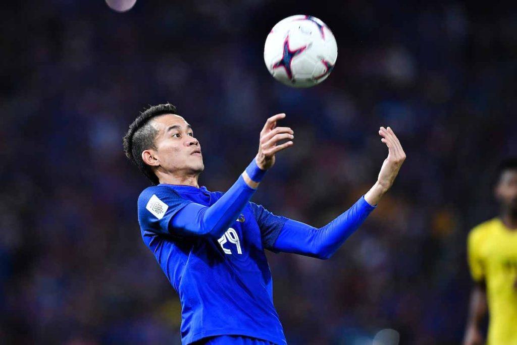 AFF Cup Thái Lan 2