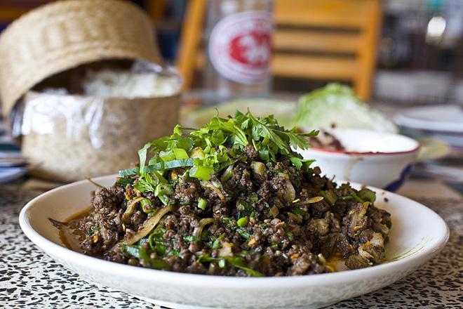 Món ăn kinh dị Thái Lan 2