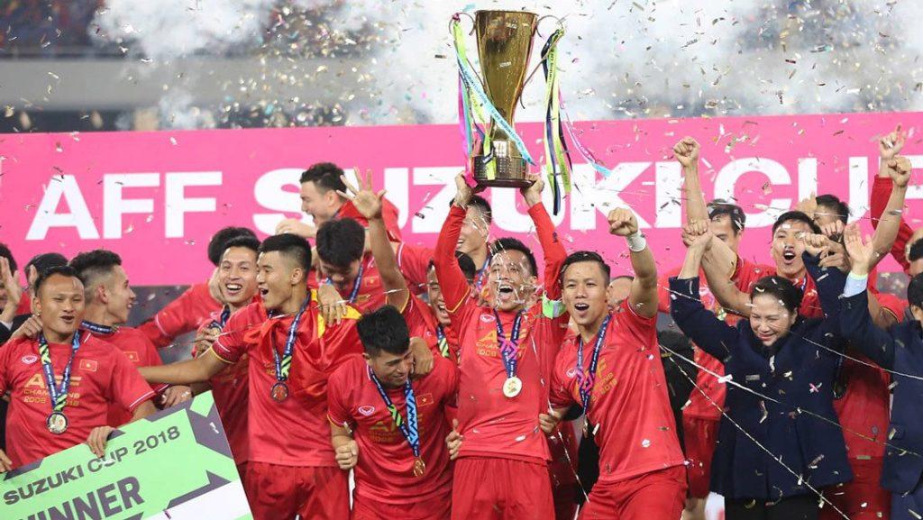 Việt Nam vô địch AFF Cup 2018 1