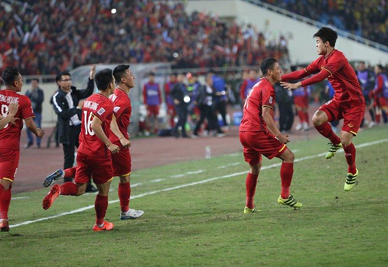 Việt Nam vô địch AFF Cup 2018 2
