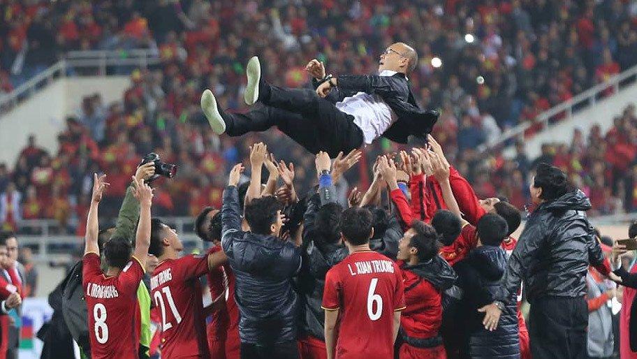 Việt Nam vô địch AFF Cup 2018 4