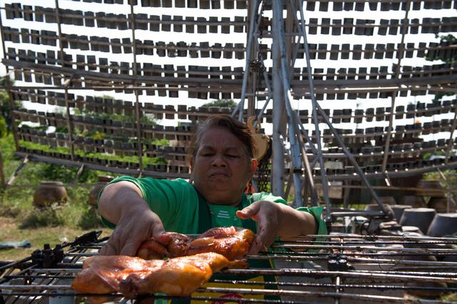 gà nướng mặt trời 3