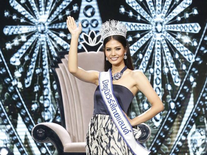 Hoa hậu Hoàn vũ Thái Lan 2016 Chalita Suansane