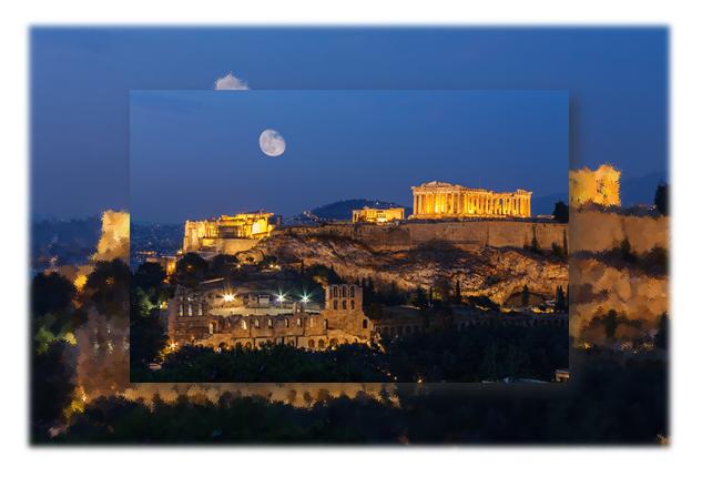 Vệ thành (Acropolis) được UNESCO công nhận là Di sản Văn hóa châu Âu