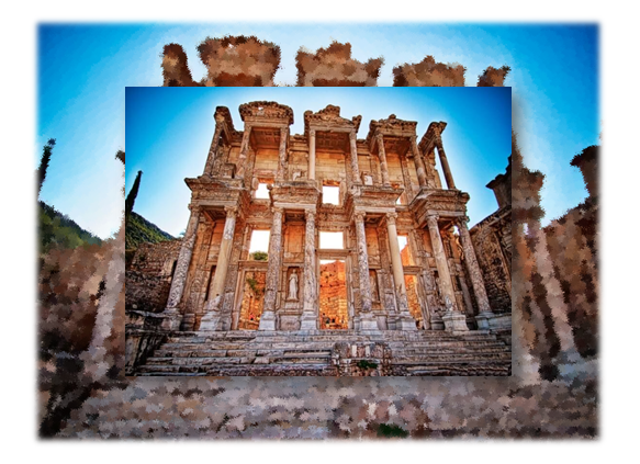 Ephesus do người La Mã xây dựng tọa lạc gần Selçuk