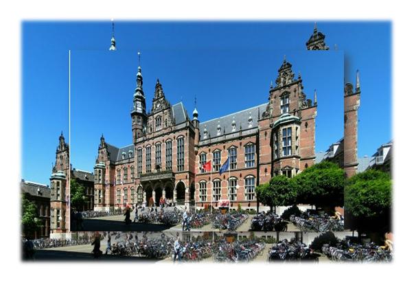 Groningen là điểm đến lý tưởng khác thay cho Amsterdam