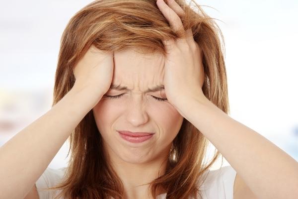 Phụ nữ bị căn thẳng sau khi sinh