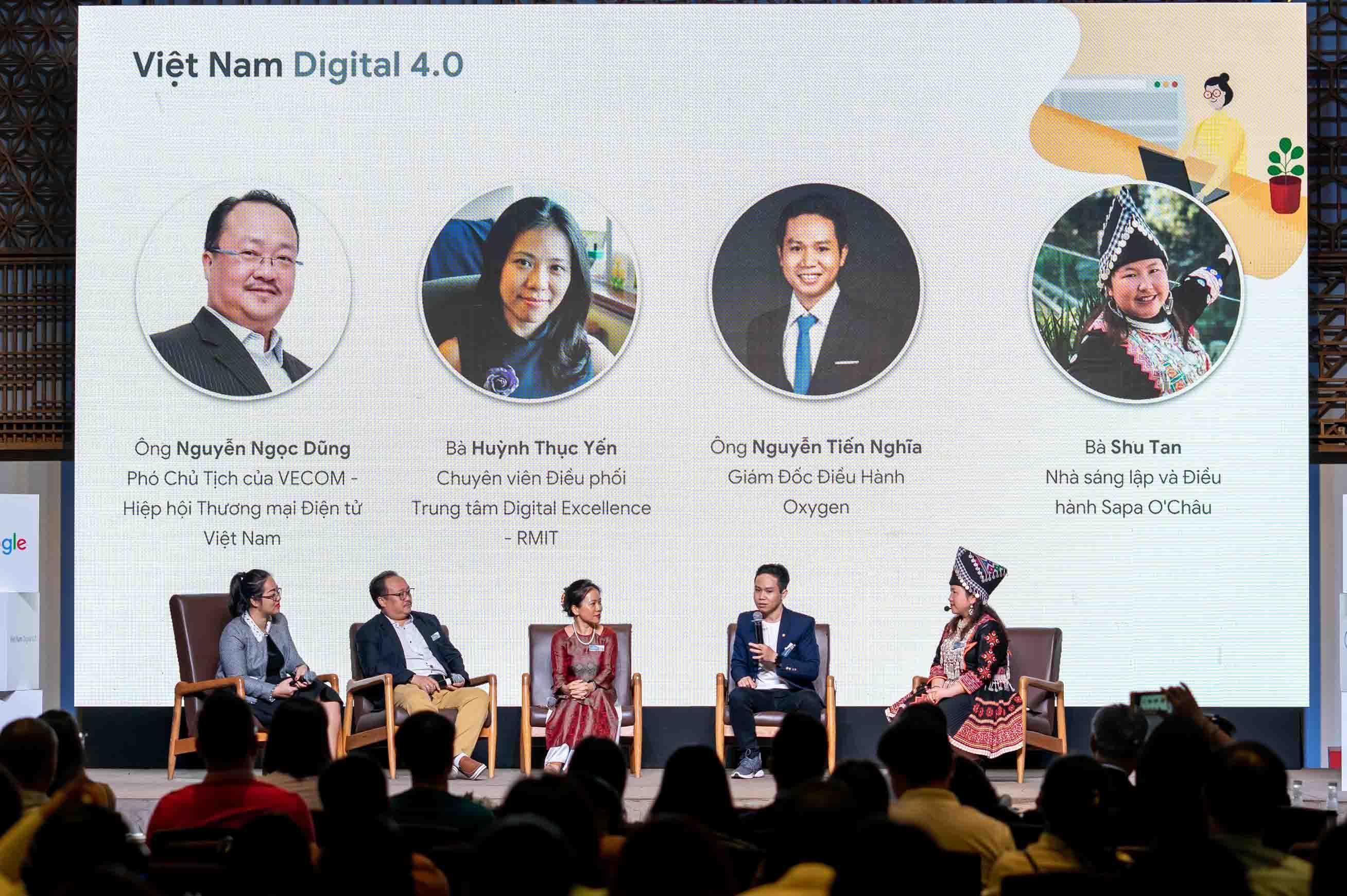 Chương trinh Việt Nam Digital 4.0