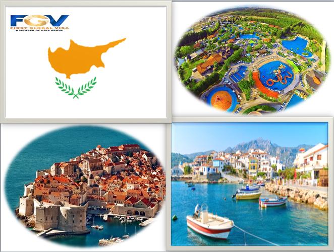 Cộng Hòa Síp có nhiều bất động sản từ những biệt thự trong khu nghỉ dưỡng