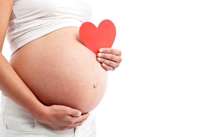 Phụ nữ đang mang thai