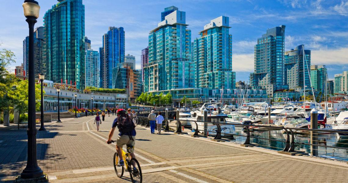 Canada lại là đất nước có tỷ lệ định cư cao