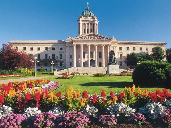 Tỉnh bang Manitoba