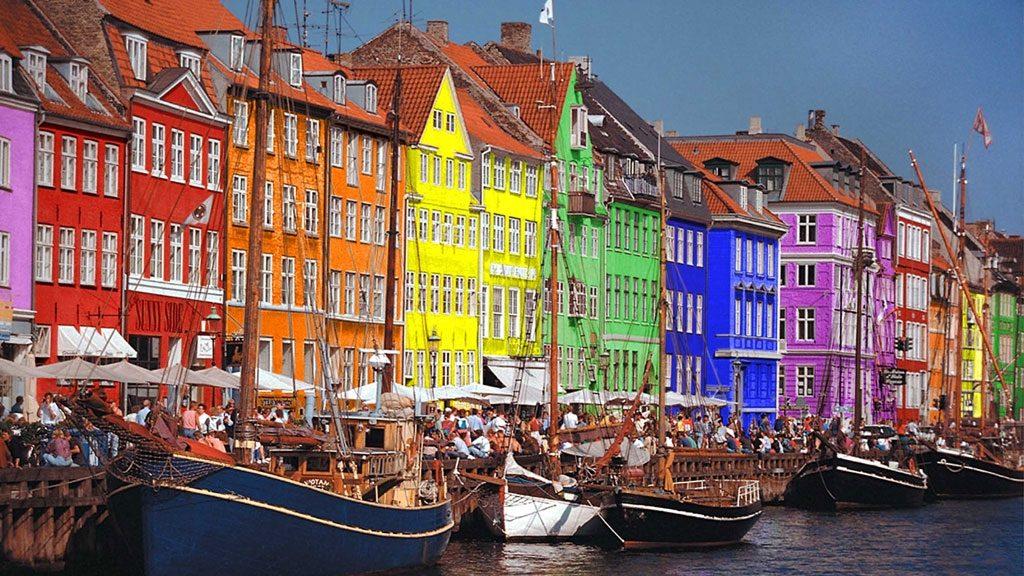"""Đan Mạch có một thiên đường cho du học sinh đồng tính mang tên """"Copenhagen"""""""