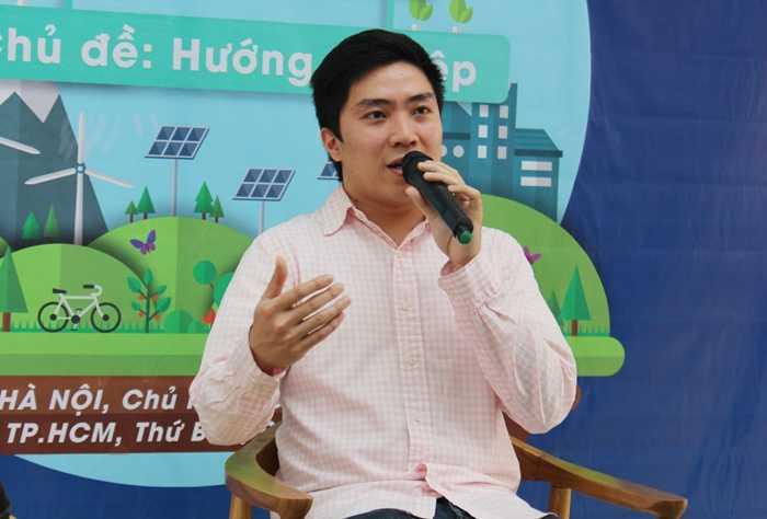 Chân dung Trần Đắc Minh Trung