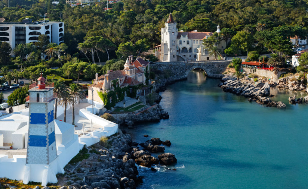 Cascais được biết đến như một trong những thành phố giàu có nhất nước