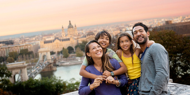 Nhập tịch châu Âu cùng First Global Visa