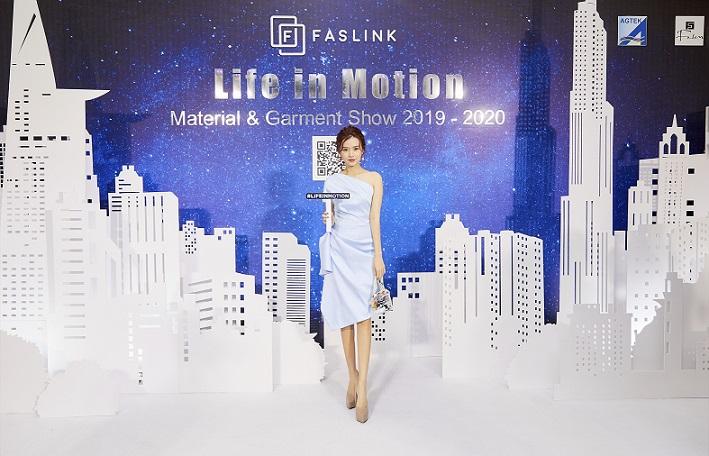 Diễn viên Midu tham dự sự kiện thời trang