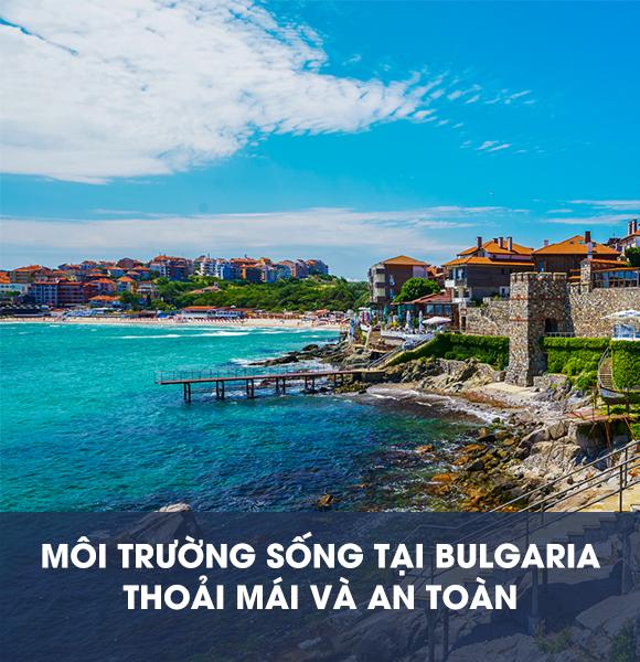 Định cư Bulgaria - Quốc gia yên bình nhất châu Âu