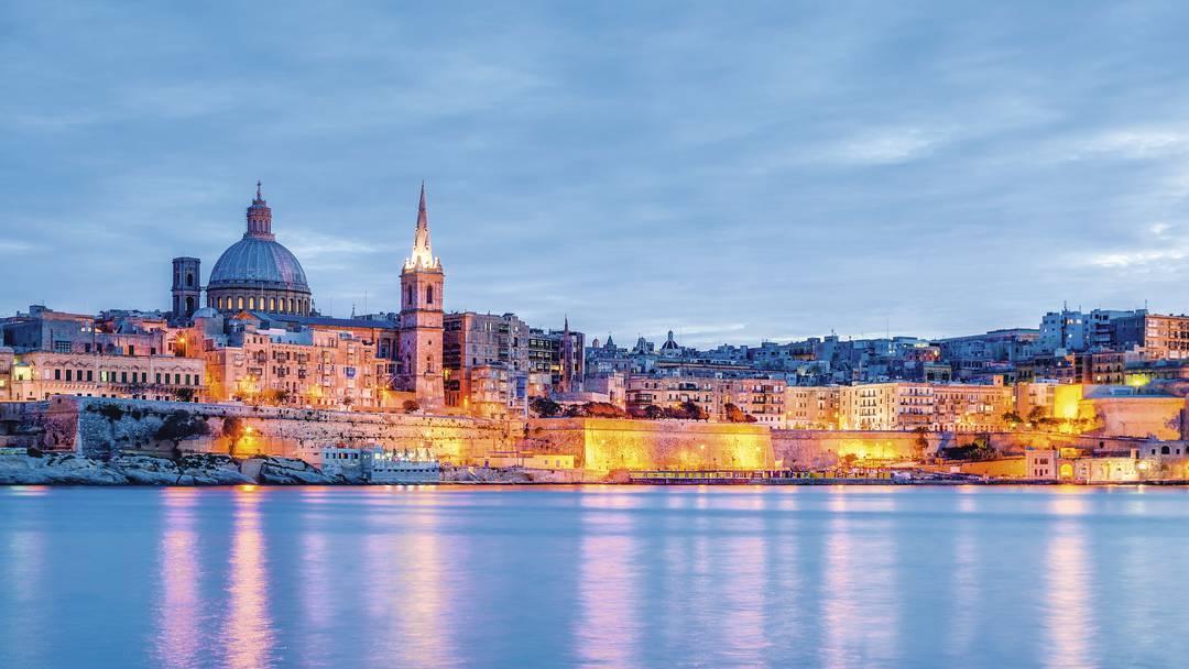 Thành phố quốc đảo Malta