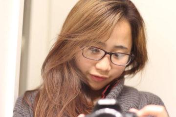 Minh Trang là một du học sinh Mỹ ưu tú
