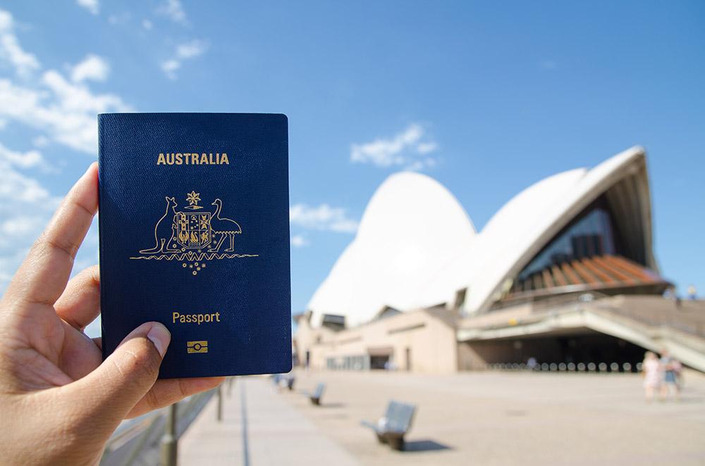 Visa định cư Úc