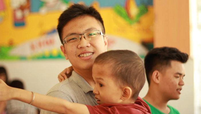 Nam sinh Phổ thông Năng khiếu, Sài Gòn nhận được học bổng với hơn 1 triệu USD