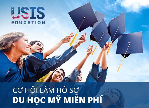 USIS Education hoàn thiện giấc mơ Mỹ