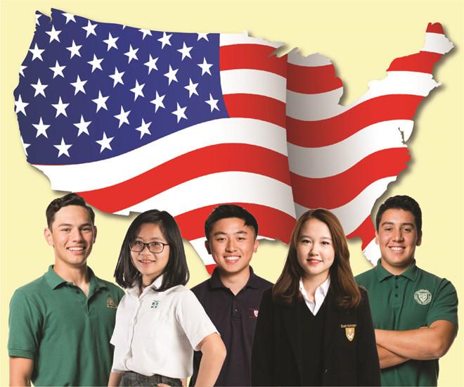 Trở thành du học sinh Mỹ cùng USIS Education