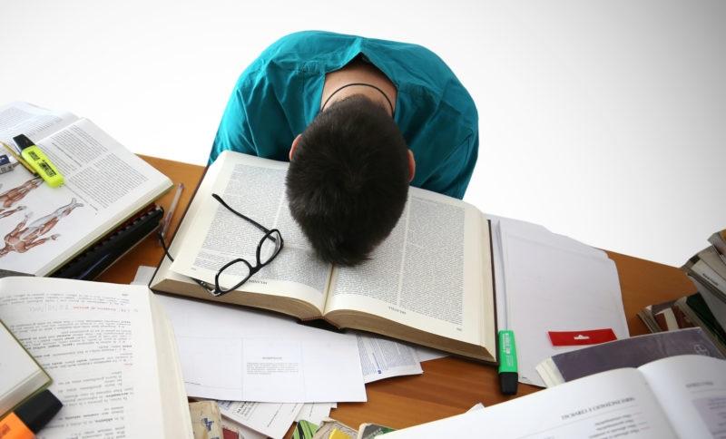 Mệt mỏi là điều dễ hiểu khi bạn không có kinh nghiệm